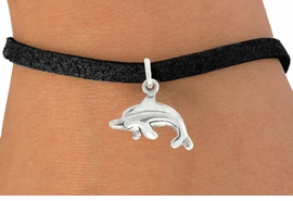 "<bR>               EXCLUSIVELY OURS!!<BR>         AN ALLAN ROBIN DESIGN!!<BR>CLICK HERE TO SEE 600+ EXCITING<BR>   CHANGES THAT YOU CAN MAKE!<BR>              LEAD & NICKEL FREE!!<BR>         W1010SB - ""DOLPHIN"" <Br>   & BRACELET FROM $4.15 TO $8.00"