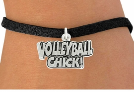 "<bR>               EXCLUSIVELY OURS!!<BR>         AN ALLAN ROBIN DESIGN!!<BR>CLICK HERE TO SEE 600+ EXCITING<BR>   CHANGES THAT YOU CAN MAKE!<BR>              LEAD & NICKEL FREE!!<BR>  W1024SB - ""VOLLEYBALL CHICK"" <Br>   & BRACELET FROM $4.15 TO $8.00"