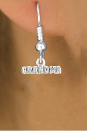 "<bR>               EXCLUSIVELY OURS!!<BR>         AN ALLAN ROBIN DESIGN!!<BR>CLICK HERE TO SEE 600+ EXCITING<BR>   CHANGES THAT YOU CAN MAKE!<BR>              LEAD & NICKEL FREE!!<BR>           W1044SE - ""GRANDMA""<Br>  EARRINGS FROM $4.50 TO $8.35"