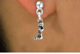 "<bR>                   EXCLUSIVELY OURS!!<BR>             AN ALLAN ROBIN DESIGN!!<BR>    CLICK HERE TO SEE 600+ EXCITING<BR>       CHANGES THAT YOU CAN MAKE!<BR>                  LEAD & NICKEL FREE!!<BR>             W1055SE - ""PRAYING CHILD""<Br>EARRINGS FROM $4.50 TO $8.35 �2011"