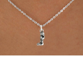 "<bR>                   EXCLUSIVELY OURS!!<BR>             AN ALLAN ROBIN DESIGN!!<BR>    CLICK HERE TO SEE 600+ EXCITING<BR>       CHANGES THAT YOU CAN MAKE!<BR>                  LEAD & NICKEL FREE!!<BR>           W1055SN - ""PRAYING CHILD""<Br>NECKLACE FROM $4.50 TO $8.35 �2011"
