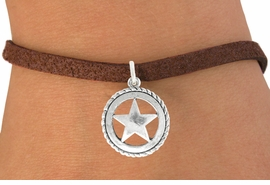 <bR>                   EXCLUSIVELY OURS!!<BR>             AN ALLAN ROBIN DESIGN!!<BR>    CLICK HERE TO SEE 600+ EXCITING<BR>       CHANGES THAT YOU CAN MAKE!<BR>                  LEAD & NICKEL FREE!!<BR>     W1065SB - WESTERN STAR CHARM<Br>& BRACELET FROM $4.15 TO $8.00 �2011