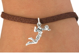 <bR>                                 EXCLUSIVELY OURS!!<BR>                           AN ALLAN ROBIN DESIGN!!<BR>                  CLICK HERE TO SEE 600+ EXCITING<BR>                     CHANGES THAT YOU CAN MAKE!<BR>                                LEAD & NICKEL FREE!!<BR>             W1069SB - GIRL SERVING VOLLEYBALL<Br>             BRACELET FROM $4.15 TO $8.00 ©2011