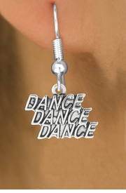 "<bR>                             EXCLUSIVELY OURS!!<BR>                       AN ALLAN ROBIN DESIGN!!<BR>              CLICK HERE TO SEE 600+ EXCITING<BR>                 CHANGES THAT YOU CAN MAKE!<BR>                            LEAD & NICKEL FREE!!<BR>              W1072SE - ""DANCE, DANCE, DANCE""<Br>          EARRINGS FROM $4.50 TO $8.35 �2011"
