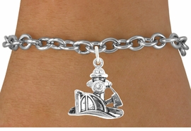 "<bR>                              EXCLUSIVELY OURS!!<BR>                        AN ALLAN ROBIN DESIGN!!<BR>               CLICK HERE TO SEE 600+ EXCITING<BR>                  CHANGES THAT YOU CAN MAKE!<BR>                             LEAD & NICKEL FREE!!<BR>          W1096SB - ""FIREMAN'S TOOLS"" CHARM<Br>         & BRACELET FROM $4.15 TO $8.00 ©2011"