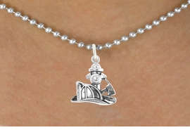 "<bR>                            EXCLUSIVELY OURS!!<BR>                      AN ALLAN ROBIN DESIGN!!<BR>             CLICK HERE TO SEE 600+ EXCITING<BR>                CHANGES THAT YOU CAN MAKE!<BR>                           LEAD & NICKEL FREE!!<BR>       W1096SN - ""FIREMAN'S TOOLS"" CHARM<Br>      & NECKLACE FROM $4.50 TO $8.35 �2011"