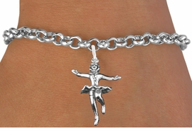 <bR>                       EXCLUSIVELY OURS!!<BR>                 AN ALLAN ROBIN DESIGN!!<BR>        CLICK HERE TO SEE 600+ EXCITING<BR>           CHANGES THAT YOU CAN MAKE!<BR>                     LEAD & NICKEL FREE!!<BR>W1184SB - FIGURE ICE SKATER CHARM  <Br>& BRACELET FROM $4.15 TO $8.00 �2012