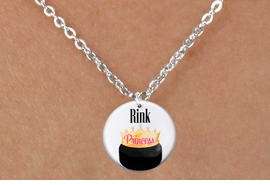 "<bR>                              EXCLUSIVELY OURS!!<BR>                        AN ALLAN ROBIN DESIGN!!<BR>               CLICK HERE TO SEE 600+ EXCITING<BR>                  CHANGES THAT YOU CAN MAKE!<BR>                             LEAD & NICKEL FREE!!<BR>W1192SN - ""RINK PRINCESS"" WOMENS ICE HOCKEY CHARM <Br>& CHILDRENS NECKLACE FROM $4.50 TO $8.35 �2012"