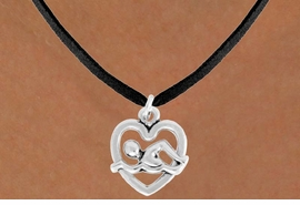 "<bR>               EXCLUSIVELY OURS!!<BR>         AN ALLAN ROBIN DESIGN!!<BR>CLICK HERE TO SEE 600+ EXCITING<BR>   CHANGES THAT YOU CAN MAKE!<BR>              LEAD & NICKEL FREE!!<BR>  W964SN - ""SWIMMING"" NECKLACE<Br>               FROM $4.50 TO $8.35"