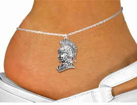 <bR>                    EXCLUSIVELY OURS!!<BR>              AN ALLAN ROBIN DESIGN!! <BR>     LEAD, NICKEL & CADMIUM FREE!!<BR>W1355SAK - DETAILED TROJAN WITH <BR> CRYSTALS CHARM AND ANKLET <Br>         FROM $5.40 TO $9.85 �2012