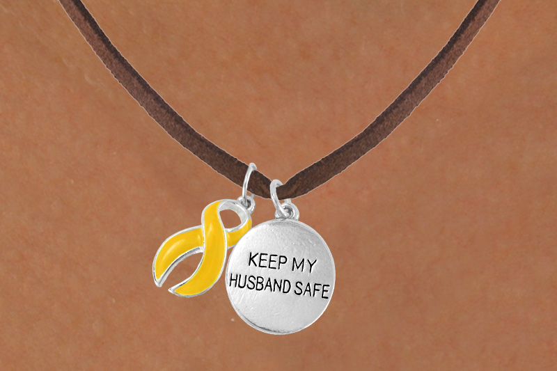 Exclusively Ours An Allan Robin Design Lead Nickel Free W15830n Keep My Husband Safe