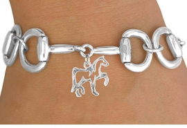 <Br>            EXCLUSIVELY OURS!!<Br>     AN ALLAN ROBIN DESIGN!!<Br>           LEAD & NICKEL FREE!!<Br>W16334B - BIT-LINK BRACELET<Br>& HORSE STENCIL CHARM FROM<Br>          $7.85 TO $17.50 ©2010