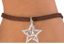 <bR>                 EXCLUSIVELY OURS!!<BR>    CLICK HERE TO SEE 120+ EXCITING<BR>      CHANGES THAT YOU CAN MAKE!<BR>                 LEAD & NICKEL FREE!!<BR>W415SB - STAR GYMNAST STAG LEAP<BR>         & BRACELET AS LOW AS $4.50<BR>                             �2008