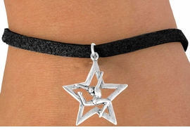 <bR>                 EXCLUSIVELY OURS!!<BR>    CLICK HERE TO SEE 120+ EXCITING<BR>      CHANGES THAT YOU CAN MAKE!<BR>                 LEAD & NICKEL FREE!!<BR>W415SB - STAR GYMNAST STAG LEAP<BR>         & BRACELET AS LOW AS $4.50