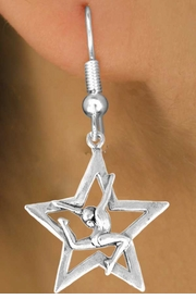 "<bR>                   EXCLUSIVELY OURS!!<BR>     CLICK HERE TO SEE 120+ EXCITING<BR>       CHANGES THAT YOU CAN MAKE!<BR>                  LEAD & NICKEL FREE!!<BR>W415SE - ""STAR GYMNAST STAG LEAP""<Br>           & EARRING FROM $4.50 TO $8.35<BR>                           �2008"