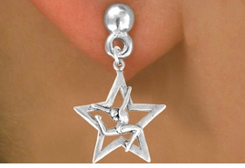 "<bR>                   EXCLUSIVELY OURS!!<BR>     CLICK HERE TO SEE 120+ EXCITING<BR>       CHANGES THAT YOU CAN MAKE!<BR>                  LEAD & NICKEL FREE!!<BR>W415SE - ""STAR GYMNAST STAG LEAP""<Br>           & EARRING FROM $4.50 TO $8.35"