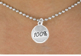"<bR>              EXCLUSIVELY OURS!!<BR>CLICK HERE TO SEE 120+ EXCITING<BR>  CHANGES THAT YOU CAN MAKE!<BR>             LEAD & NICKEL FREE!!<BR>      W438SN - ""100%"" CIRCLE &<br>      NECKLACE AS LOW AS $4.50"