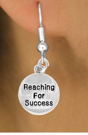 "<bR>                 EXCLUSIVELY OURS!!<BR>   CLICK HERE TO SEE 120+ EXCITING<BR>      CHANGES THAT YOU CAN MAKE!<BR>                 LEAD & NICKEL FREE!!<BR>W439SE - ""REACHING FOR SUCCESS""<Br>CIRCLE & EARRINGS FROM $4.50 TO $8.35"
