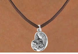 <bR>               EXCLUSIVELY OURS!!<BR>CLICK HERE TO SEE 120+ EXCITING<BR>   CHANGES THAT YOU CAN MAKE!<BR>              LEAD & NICKEL FREE!!<BR>        W442SN - VIRGIN & CHILD<Br>  NECKLACE FROM $4.50 TO $8.35