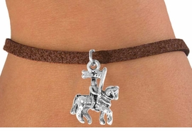 <bR>               EXCLUSIVELY OURS!!<BR>CLICK HERE TO SEE 120+ EXCITING<BR>   CHANGES THAT YOU CAN MAKE!<BR>              LEAD & NICKEL FREE!!<BR>   W446SB - KNIGHT ON HORSE &<BR>   BRACELET FROM $4.50 TO $8.35