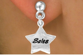 "<bR>              EXCLUSIVELY OURS!!<BR>CLICK HERE TO SEE 120+ EXCITING<BR>  CHANGES THAT YOU CAN MAKE!<BR>              LEAD & NICKEL FREE!!<BR>        W449SE - ""SALES"" STAR &<Br>        EARRING FROM $4.50 TO $8.35"