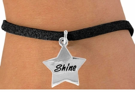 "<bR>               EXCLUSIVELY OURS!!<BR>CLICK HERE TO SEE 120+ EXCITING<BR>   CHANGES THAT YOU CAN MAKE!<BR>              LEAD & NICKEL FREE!!<BR>       W460SB - ""SHINE"" STAR &<BR>       BRACELET AS LOW AS $4.50"