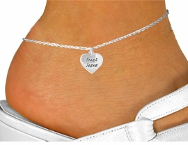 "<bR>               EXCLUSIVELY OURS!!<BR>CLICK HERE TO SEE 120+ EXCITING<BR>   CHANGES THAT YOU CAN MAKE!<BR>              LEAD & NICKEL FREE!!<BR>W466SAK - ""TRUST JESUS"" HEART<br>     & ANKLET FROM $4.50 TO $8.35"