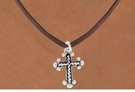 <bR>               EXCLUSIVELY OURS!!<BR>CLICK HERE TO SEE 120+ EXCITING<BR>   CHANGES THAT YOU CAN MAKE!<BR>              LEAD & NICKEL FREE!!<BR>         W479SN - CABLE CROSS &<br>     NECKLACE FROM $4.50 TO $8.35
