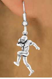 <bR>               EXCLUSIVELY OURS!!<BR>CLICK HERE TO SEE 120+ EXCITING<BR>   CHANGES THAT YOU CAN MAKE!<BR>              LEAD & NICKEL FREE!!<BR>    W485SE - FOOTBALL PLAYER &<Br>        EARRINGS FROM $4.50 TO $8.35