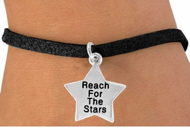 "<bR>               EXCLUSIVELY OURS!!<BR> CLICK HERE TO SEE 120+ EXCITING<BR>   CHANGES THAT YOU CAN MAKE!<BR>              LEAD & NICKEL FREE!!<BR>W487SB - ""REACH FOR THE STARS""<BR>STAR & BRACELET AS LOW AS $4.50"
