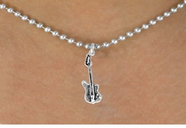 <bR>               EXCLUSIVELY OURS!!<BR>CLICK HERE TO SEE 120+ EXCITING<BR>   CHANGES THAT YOU CAN MAKE!<BR>              LEAD & NICKEL FREE!!<BR>W490SN - ELECTRIC BASS GUITAR<br>     & NECKLACE AS LOW AS $4.50