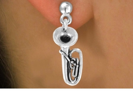 <bR>               EXCLUSIVELY OURS!!<BR>CLICK HERE TO SEE 120+ EXCITING<BR>   CHANGES THAT YOU CAN MAKE!<BR>              LEAD & NICKEL FREE!!<BR>       W495SE - TUBA & EARRINGS<Br>                    FROM $4.50 TO $8.35