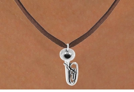 <bR>              EXCLUSIVELY OURS!!<BR>CLICK HERE TO SEE 120+ EXCITING<BR>  CHANGES THAT YOU CAN MAKE!<BR>             LEAD & NICKEL FREE!!<BR>     W495SN - TUBA & NECKLACE<BR>                   AS LOW AS $4.50