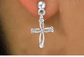 <bR>               EXCLUSIVELY OURS!!<BR>CLICK HERE TO SEE 120+ EXCITING<BR>   CHANGES THAT YOU CAN MAKE!<BR>              LEAD & NICKEL FREE!!<BR>       W506SE - PETALED CROSS &<Br>     EARRINGS FROM $4.50 TO $8.35