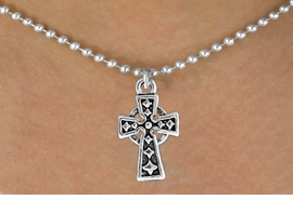 <bR>               EXCLUSIVELY OURS!!<BR>CLICK HERE TO SEE 120+ EXCITING<BR>   CHANGES THAT YOU CAN MAKE!<BR>              LEAD & NICKEL FREE!!<BR>     W517SN - CROSS & NECKLACE<BR>              FROM $4.50 TO $8.35