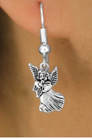 <bR>              EXCLUSIVELY OURS!!<BR>CLICK HERE TO SEE 120+ EXCITING<BR>   CHANGES THAT YOU CAN MAKE!<BR>              LEAD & NICKEL FREE!!<BR>     W519SE - GUARDIAN ANGEL &<Br>     EARRINGS FROM $4.50 TO $8.35