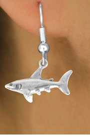 <bR>               EXCLUSIVELY OURS!!<BR>CLICK HERE TO SEE 120+ EXCITING<BR>   CHANGES THAT YOU CAN MAKE!<BR>              LEAD & NICKEL FREE!!<BR>     W522SE - SHARK & EARRINGS<Br>                   FROM $4.50 TO $8.35