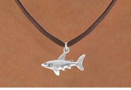 <bR>               EXCLUSIVELY OURS!!<BR>CLICK HERE TO SEE 120+ EXCITING<BR>   CHANGES THAT YOU CAN MAKE!<BR>              LEAD & NICKEL FREE!!<BR>    W522SN - SHARK & NECKLACE<BR>                    AS LOW AS $4.50