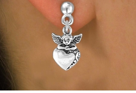 <bR>              EXCLUSIVELY OURS!!<BR>CLICK HERE TO SEE 120+ EXCITING<BR>   CHANGES THAT YOU CAN MAKE!<BR>              LEAD & NICKEL FREE!!<BR>   W538SE - ANGEL WITH HEART &<Br>     EARRINGS  FROM $4.50 TO $8.35
