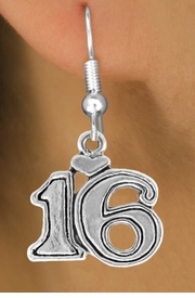 "<bR>              EXCLUSIVELY OURS!!<BR>CLICK HERE TO SEE 120+ EXCITING<BR>   CHANGES THAT YOU CAN MAKE!<BR>              LEAD & NICKEL FREE!!<BR>       W546SE - ""16"" & EARRINGS<Br>                    FROM $4.50 TO $8.35"