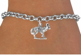 <bR>               EXCLUSIVELY OURS!!<BR>CLICK HERE TO SEE 120+ EXCITING<BR>   CHANGES THAT YOU CAN MAKE!<BR>              LEAD & NICKEL FREE!!<BR>        W555SB - FOX & BRACELET<Br>                    AS LOW AS $4.50