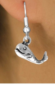 <bR>               EXCLUSIVELY OURS!!<BR>CLICK HERE TO SEE 120+ EXCITING<BR>   CHANGES THAT YOU CAN MAKE!<BR>              LEAD & NICKEL FREE!!<BR>     W558SE - WHALE & EARRINGS<Br>                    FROM $4.50 TO $8.35