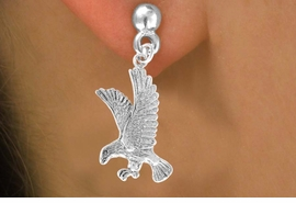 <bR>               EXCLUSIVELY OURS!!<BR>CLICK HERE TO SEE 120+ EXCITING<BR>   CHANGES THAT YOU CAN MAKE!<BR>              LEAD & NICKEL FREE!!<BR>     W559SE - EAGLE & EARRINGS<Br>                   FROM $4.50 TO $8.35