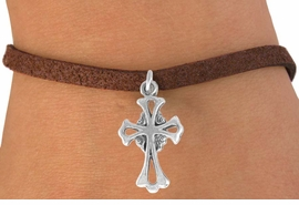 <bR>              EXCLUSIVELY OURS!!<BR>CLICK HERE TO SEE 120+ EXCITING<BR>   CHANGES THAT YOU CAN MAKE!<BR>              LEAD & NICKEL FREE!!<BR>     W560SB - CROSS & BRACELET<Br>               FROM $4.50 TO $8.35