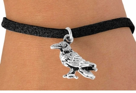 <bR>               EXCLUSIVELY OURS!!<BR>CLICK HERE TO SEE 120+ EXCITING<BR>   CHANGES THAT YOU CAN MAKE!<BR>              LEAD & NICKEL FREE!!<BR>     W561SB - RAVEN & BRACELET<Br>                    AS LOW AS $4.50