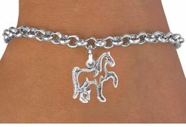 <bR>              EXCLUSIVELY OURS!!<BR>CLICK HERE TO SEE 120+ EXCITING<BR>   CHANGES THAT YOU CAN MAKE!<BR>              LEAD & NICKEL FREE!!<BR>       W569SB - HORSE STENCIL &<Br>        BRACELET AS LOW AS $4.50