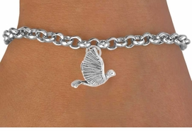 <bR>              EXCLUSIVELY OURS!!<BR>CLICK HERE TO SEE 120+ EXCITING<BR>   CHANGES THAT YOU CAN MAKE!<BR>              LEAD & NICKEL FREE!!<BR>          W579SB - LARGE DOVE &<Br>   BRACELET FROM $4.50 TO $8.35