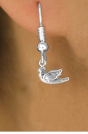 <bR>               EXCLUSIVELY OURS!!<BR>CLICK HERE TO SEE 120+ EXCITING<BR>   CHANGES THAT YOU CAN MAKE!<BR>              LEAD & NICKEL FREE!!<BR>          W581SE - SMALL DOVE &<Br>   EARRINGS FROM $4.50 TO $8.35
