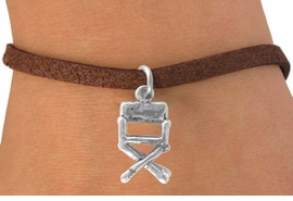 <bR>               EXCLUSIVELY OURS!!<BR>CLICK HERE TO SEE 120+ EXCITING<BR>   CHANGES THAT YOU CAN MAKE!<BR>              LEAD & NICKEL FREE!!<BR>    W582SB - DIRECTOR'S CHAIR &<Br>         BRACELET AS LOW AS $4.50