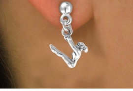<bR>               EXCLUSIVELY OURS!!<BR>CLICK HERE TO SEE 120+ EXCITING<BR>   CHANGES THAT YOU CAN MAKE!<BR>              LEAD & NICKEL FREE!!<BR> W587SE - SWINGING GYMNAST &<Br>        EARRINGS FROM $4.50 TO $8.35